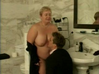 Fucking Mother In Law In Her Toilet On family Dinner