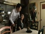 Asian Unfaithful Woman Punished From Her Brother In Law