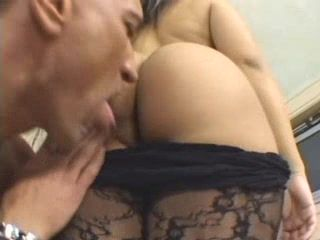 Lace Milf Anal Sex