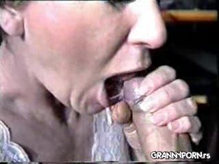 Grandpa and granny cum