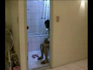 Plumber In Bathroom