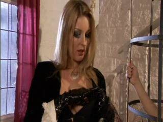 Mister-es Came To Release Her Slave