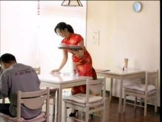 Chef  Blackmailed Japanese  Woman 2