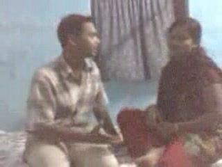 Indian Couple Argue About Sex