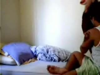 Indian Amateur Blowjob And Kissing In Bedroom