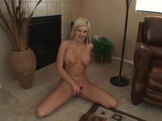 Perfect Ass Blonde Sucking Dick