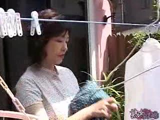 Japanese Housewife Having Strange Day