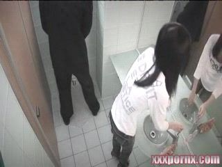 Japanese Teen Abused In Men Toilet