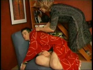 Russian Mom And Stepson Anal