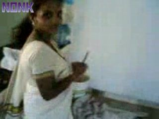 Indian Desi Kerala Housewife Blowjob In Kitchen