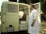Pervert Doctor Checking Young Nurs Pussy Helath In Ambulance Vehicle