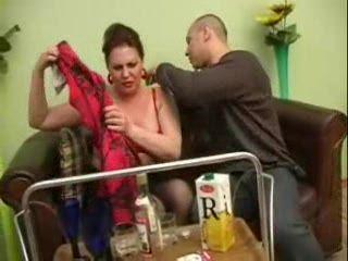 Russian Mom Was An Easy Prey For Half  Teen Boy 1