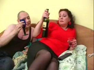 Russian Mom Was An Easy Prey For Half  Teen Boy 2