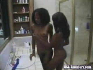 Amateur Ebony Lesbian Teens