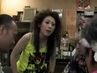 Japanese Croupier Girl Drugged And Molested In Casino-Fuck Fantasy
