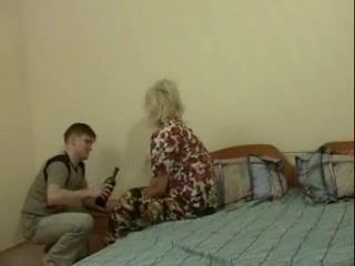 Russian Mom Celebrate 51 Birthday With Roommate