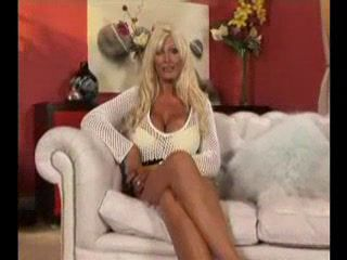 Audition For Blonde With Big Tits