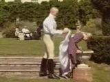 Dirty Boss Punish Young Maid