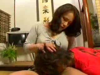 Japanese Boy Seeks Comfort From Stepmom 2