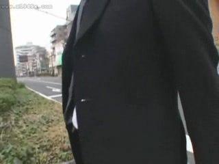 Japanese Secretary Sucking Dick