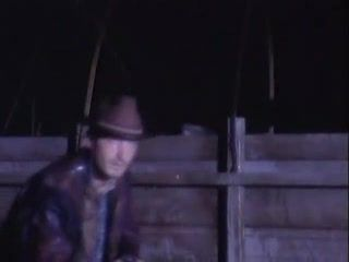 Horny Cowboy Attacked Two Lesbian Friends