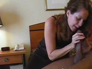 Mature Lady Gets A Big Cock