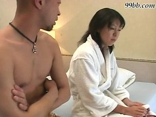 Blackmailed Japanese Wife Accepted All His Terms