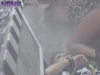Gang Throw Sleeping Bomb Into Store Full Of Girls And Fuck Them While Sleeping