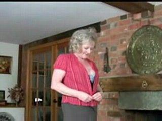 Granny Needs Warming Up