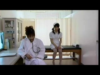 Japanese Nurse Is Afraid Of New Ginecology Doctor