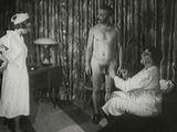 Granny Doctor Nurse and Patient - Vintage Porn