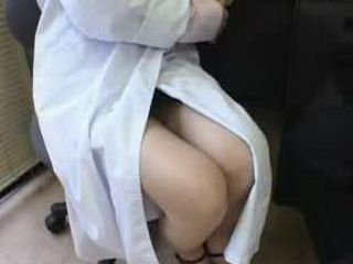 Doctors Short Skirt Provoked Japanese Man To React This Way