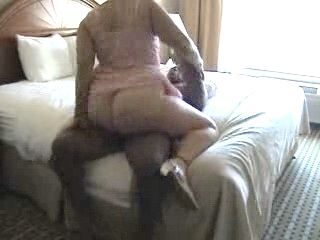 Amateur Cuckold Housewife Fucks Her Black Lover - Homemade Interracial Porn