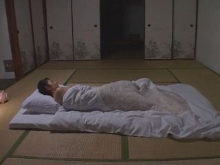 Japanese Boy Sneacks Sleeping Aunt's Bedroom Late at Night