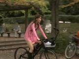 Japanese Way To Enjoy The Bicycle Ride