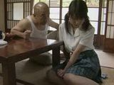Japanese Granny Abused Stepsons Daughter