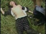 Poor Japanese Woman Violated In Field - Fuck Fantasy