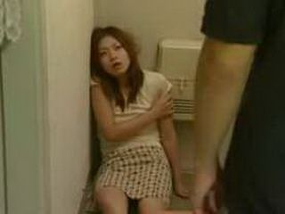 Japanese Teen Tried To Run Away But Injection Was Faster Than Her Legs