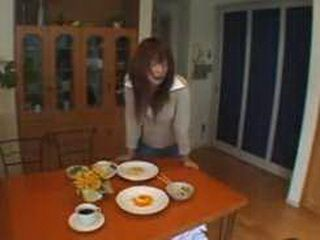 Japanese Wife Humps Table