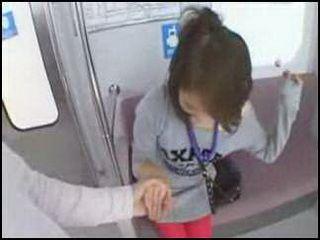 Cute Asian Teen Got Indecent Offer In Train