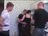 Mature Housewife Gets Gangbanged By Neighbors Three Sons     Three Sons