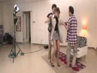 Photographer And His Assistant Attacked Japanese Model In Studio