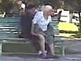 Two Seniors Run Away From Nursing Home And Have Sex In A Park