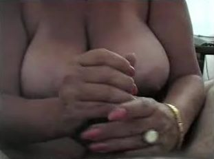 BBW Busty Amateur Granny Housewife Suck Off Grandpas Cock Homemade Porn