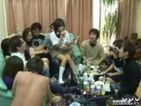 Birthday Party Turns Into Mass Teenager Orgy