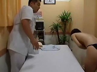 Shy Teen Will regret For Coming here For Massage
