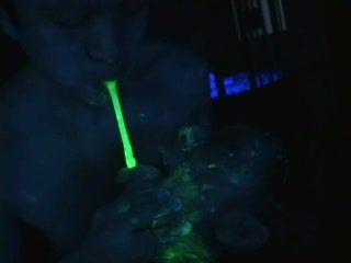 Japanese Fluorescent Fuck