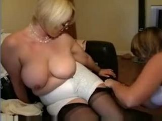 British Mature Girlfriends In Girdles