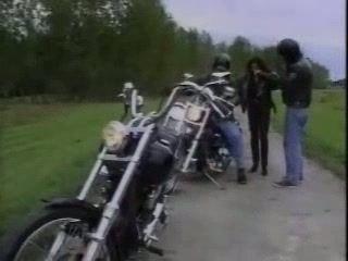 Bikers Road Fuck