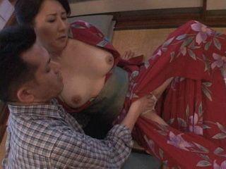 Boy Fucks Uncles Mature Wife Dressed In Kimono